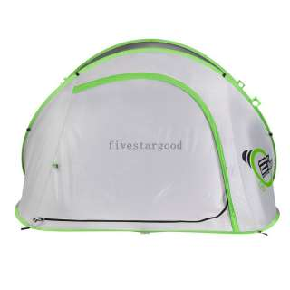 Quechua Tent Camping Pop Up 2 SECONDS ILLUMIN II tent, 2 Man NEW 2012