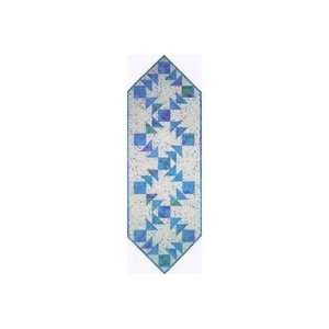 Crazy Eights Table Runner Pattern