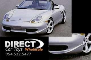 1996 2001 Porsche Boxster 986 German Tuner 2pc Front Lip Spoiler