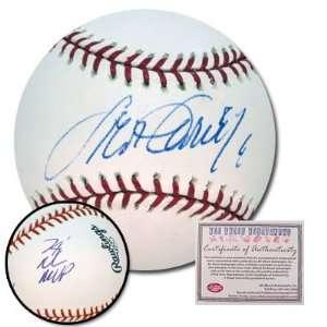 Steve Garvey Los Angeles Dodgers Hand Signed Rawlings MLB Baseball