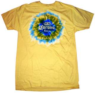 CORONA EXTRA BEER RETRO VINTAGE TEE SHIRT IN MENS SIZE L BRAND NEW IN