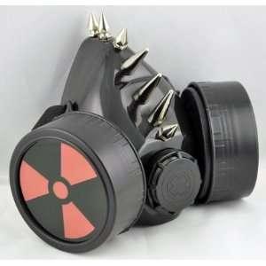 Industrial Spike Gas Mask Respirator Bio Cosplay Anime