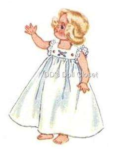 "10"" Ann Estelle doll by Tonner - clothes patterns - Seeking"