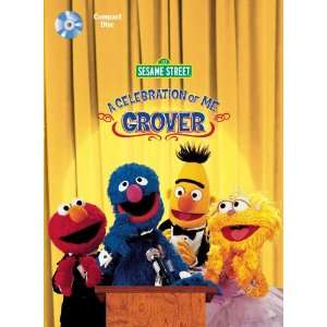 com A Celebration of Me, Grover (Blister Pack) Sesame Street Music