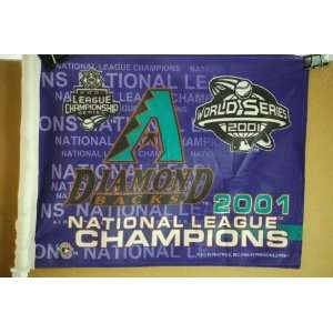 2001   Rico Ind / Tag Express   MLB   Arizona Diamondbacks