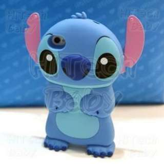 86hero X Disney Lilo & Stitch Experiment 626 3D Case Cover for iPhone