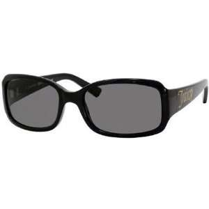 Juicy Couture Fern/S Womens Polarized Fashion Sunglasses   Black/Gray