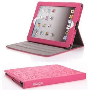 Koolertron New Perfect Pink lovely PU leather Case Cover