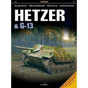 Kagero Photosniper: Hetzer & G13: Electronics