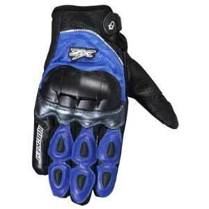 JOE ROCKET KAWASAKI ZX GLOVES GUN METAL MD: Automotive