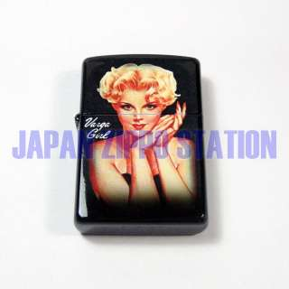 JAPAN RARE PAINTING TABLE DISPLAY SEXY PIN UP GIRL WINDY VARGA LIMITED