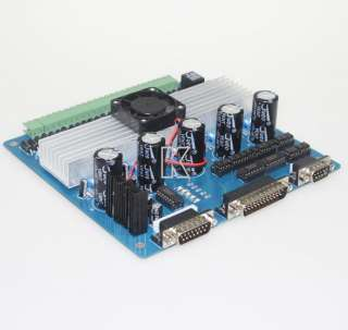 CNC Router 5 Axis TB6560 3.5A Stepper Motor Driver Board Controller