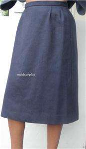 MILITARY Womens Royal Air Force Dress Uniform NO1 no.1 Skirt RAF WRAF