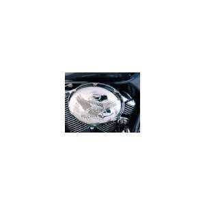 Show Chrome Air Cleaner Cover   Free Spirit Chrome 53 408