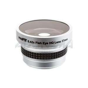 Pro Optic 0.42x Semi Fish eye Auxillary Lens, Fits 37mm