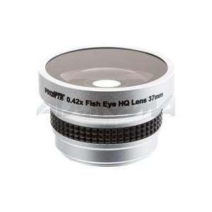 Pro Optic 0.42x Semi Fish eye Auxillary Lens, Fits 37mm