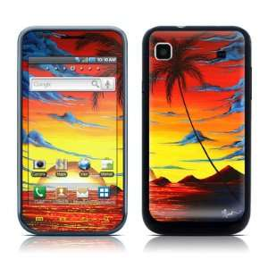 Tropical Bliss Design Protective Skin Decal Sticker for