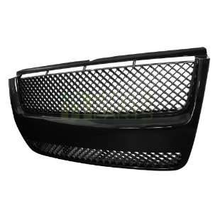 2009 Ford Explorer Front Grille Black Sport Trac Model Also Fits XLT