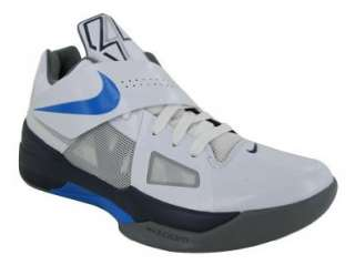 Nike Mens NIKE ZOOM KD IV BASKETBALL SHOES: Shoes