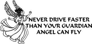 Fun Slogan Vinyl Decal Sticker Car RV Truck Window