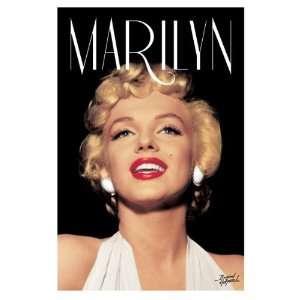 Marilyn Monroe Bernard of Hollywood Head Shot, Movie