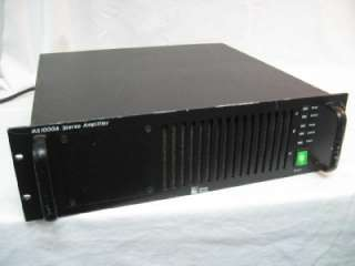 Meyer Sound MS1000A 2 Channel Power Amplifier FS14688