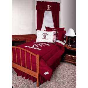Indiana Hoosiers Complete Bedding Set Full Size