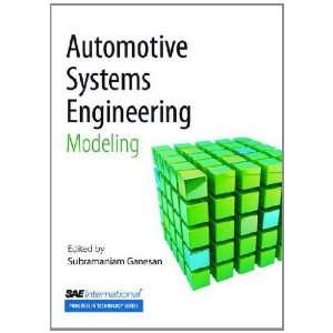 Engineering   Modeling (9780768057256) Subramaniam Ganesan Books