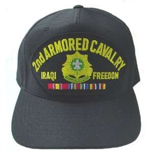 2nd Armored Cavalry OIF Ball Cap