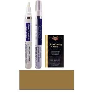 1/2 Oz. Nutmeg Brown Metallic Paint Pen Kit for 1990 Rolls