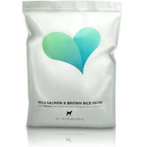 Nulo salmon and brown rice recipe for dogs 16 lb bag