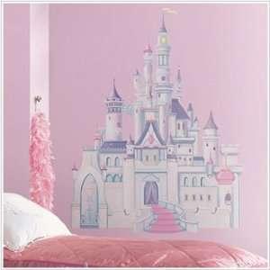 Disney Princess Castle Giant Wall Sticker Decal