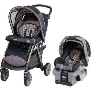 Graco UrbanLite Travel System Stroller & SnugRide 30 Car Seat   Vance
