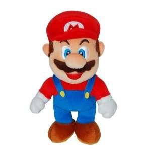 Nintendo Super Mario 6 inch Plush Mario