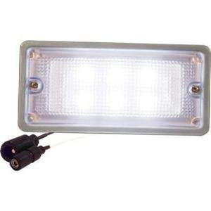 Military White Light High Output LED Dome Lamp Grote