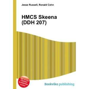HMCS Skeena (DDH 207) Ronald Cohn Jesse Russell Books