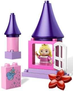 Lego Disney Princess Sleeping Beautys Room #6151 673419166294
