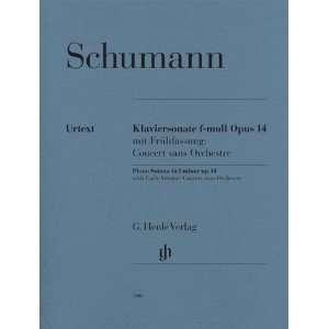 Sans Orchestre (Henle Music Folios) Schumann, Ernst Herttrich Books