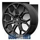 New 17 Inch Motegi MR120 Wheels SATIN BLACK Rims 5X4.75 ET56