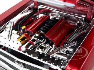 Brand new 118 scale diecast model of 1970 Chevrolet Nova SS Pro Rodz