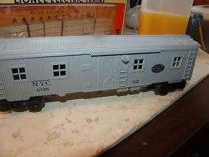 Lionel 5735 New York Central Bunk Car in original box