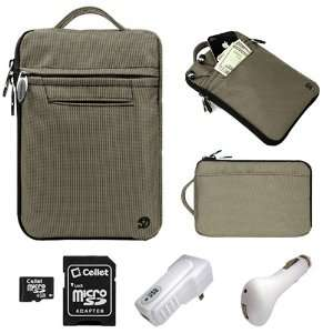 SumacLife Silver Compact Premium Protective Nylon Sleeve