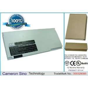 Cameron Sino 4400 mAh Battery for MSI X Slim X320, X340, X360 & X400