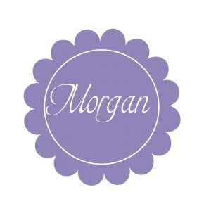 MORGAN CHILDRENS WALL DECAL