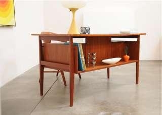Refinish Danish Modern Teak Furniture