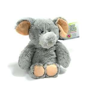 Cozy Plush Jumbo Elephant Microwavable Soft Toys Warm in a