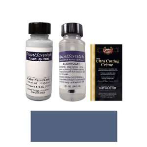 1 Oz. Medium Wedgewood Metallic Paint Bottle Kit for 1998