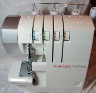 Singer 2/3/4 Thread Overlock Serger Sewing Machine 14CG754 NEW