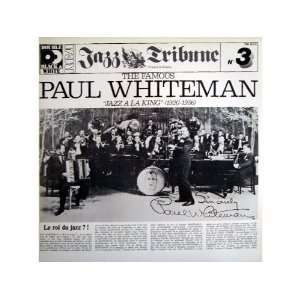 king (1920 36) / Vinyl record [Vinyl LP] [Vinyl] Paul Whiteman Music