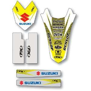 Factory Effex Universal Trim Kits Decal Suzuki Automotive